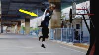 大学生发明悬浮背包, 背上让弹跳力暴增3倍, 来个灌篮暴扣太轻松