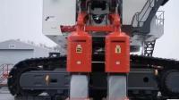 狂暴酷炫! 世界最大翻山倒海的液压挖掘机