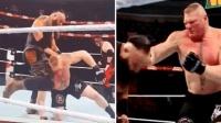 《摔角盘点9》: 近年来WWE的意外集锦, 每一个都这么可怕! 最后一个让人气愤!