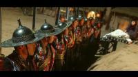 一群锦衣卫追杀女子, 路遇一名铁匠, 对方仅用一招将他们全灭!