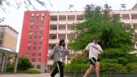 《全民曳步舞》情侣shuffle鬼步舞! 超级好看!
