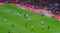 巴萨国王杯决赛5: 0塞维利亚全场集锦