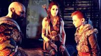 KO酷《战神4》攻略13: 取得黑色符文 主线剧情流程解说 PS4动作冒险游戏