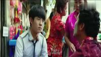 看那刘昊然一脸生无可恋的表情, 估计是被王宝强折腾的不轻!