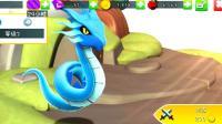 《萌龙大乱斗》05 险失阴暗谷 战斗恐龙养成 模拟经营游戏