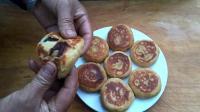 早餐饼最独特的做法, 比麻花油条好吃百倍, 外酥里糯, 太过瘾了