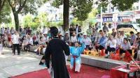 安庆有个黄梅戏戏迷聚集地, 男女老少都来这里唱, 不愧为黄梅戏之乡