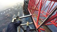 塔吊是如何搭建升高的? 施工中安全要求极高