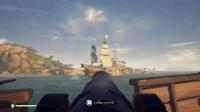 盗贼之海: 楚河发现有钱老外船只, 全力狂轰将其击沉