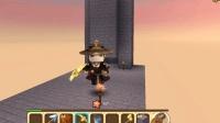 迷你世界极限生存 第二座刷怪塔开始建造