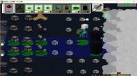 我的世界版植物大战僵尸 4-4和4-5