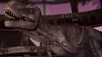 侏罗纪世界游戏第900期 角鼻龙锦标赛不能丢★星仔和亮哥