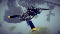 【唐狗蛋】besiege围攻 这是你从未见过的全新扑翼机