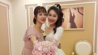 八卦:杨紫参加闺蜜婚礼收捧花 十年青春彼此陪伴