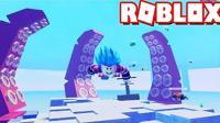 魔哒roblox虚拟世界EP95 迷你海洋岛巨型章鱼的水下世界