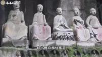 四川安岳县残破寺庙, 留下一副天书对联, 能看懂的都不是一般人