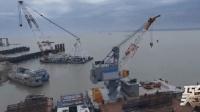 """中国助世界上最拥堵的城市""""达卡""""建起超级大桥, 连接3个国家的枢纽"""