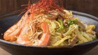 美食台 | 亚洲最强炒米粉, 一双筷子就搞定!