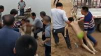 13岁男孩瞒家长到江边游泳 不慎溺水身亡