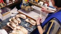看完芭蕾舞鞋的制作过程, 还嫌它贵就过分了!