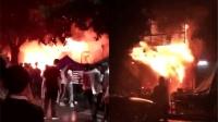广东KTV发生火灾致18死5伤 系人为纵火