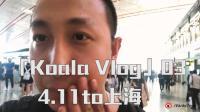 「Koala Vlog」再度空降魔都: 全程逗比/见证戏精考拉的诞生