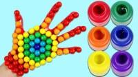 小伶玩具   五彩彩色手指
