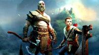 KO酷《战神4》隐藏结局彩蛋: 雷神登场 剧情流程攻略解说 PS4动作冒险游戏
