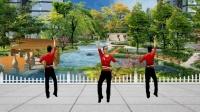 莎啦啦快乐舞步健身操第七套 第十节 全身运动