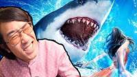 这个钓鲨鱼游戏, 脑洞太大了!