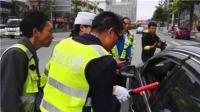 现场: 赤峰女司机殴打交警 暴力抗法被刑拘