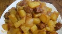 土豆炖肉好吃的做法, 放了这种食材, 真是美味到家了