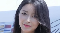 180421 2018 CJ 超级赛 韩国美女模特 车模 소이(素衣)