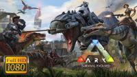 【飞竞】最高画质! 方舟生存进化手游首次封测试玩实录 ARK: Survival