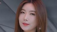180421 2018 CJ 超级赛 韩国美女模特 车模 오성미(吴盛美)