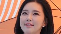 180421 2018 CJ 超级赛 韩国美女模特 车模 최별하(崔星夏)
