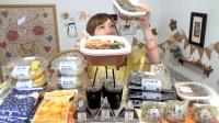 木下大胃王: 7-11人气商品排行榜, 8个种类27个美食