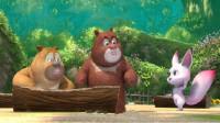 熊出没之熊熊乐园 熊大熊二雪怪原来没有那么可怕【筱白解说】