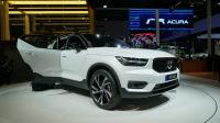 2018北京车展新车快评:全新沃尔沃XC40