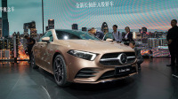2018北京车展新车快评:全新奔驰A级三厢版