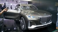 2018北京车展新车快评:宝马X7概念车