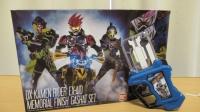 【小E】假面骑士Exaid DX纪念版回忆变身卡带收藏套装 Taddle Quest 二骑Brave 镜飞彩