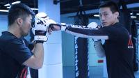 格斗教室-UFC宋克南教学-前手刺拳接抱摔