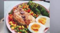 """网红分享的""""鸡胸肉餐"""", 被称为""""3分钟减肥""""秘籍, 真的有那么神奇吗, 爱吃的朋友看进来"""