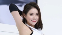 180413 2018 首尔摩托车展 韩国美女模特 车模 민유린(闵侑琳)(7