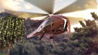 这是飞机还是直升机, 3个螺旋桨时速600公里, 像UFO