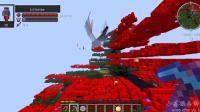 我的世界超级英雄25: 种出一颗红宝石树, 树上还有一只女王基多拉