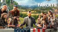 Far Cry 5《孤岛惊魂5》最终决战打教父-新风