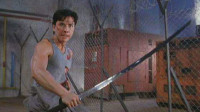 甄子丹vs约翰萨尔维蒂 武士刀硬碰硬决斗 日本刀术剑道实战