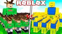 小格解说 Roblox召唤师大亨: 抽中传奇英雄! 怪物猎人击败强力BOSS! 乐高小游戏